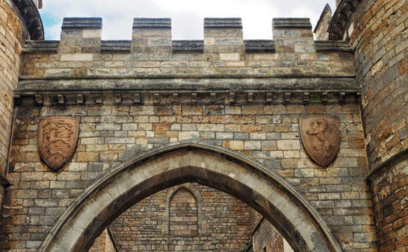 Lincoln Castle: Medieval Wall Walk