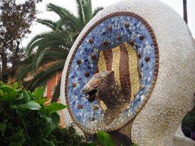 Snake's head fountain