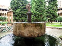 The Angel fountain