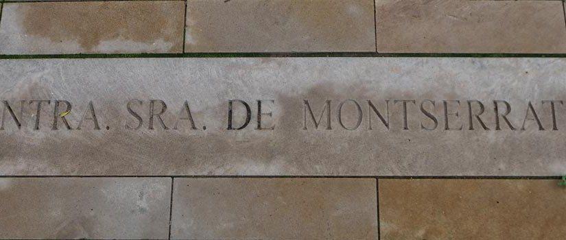 Sant Pau Art Nouveau Site: Nostra Senyora de Montserrat(9)