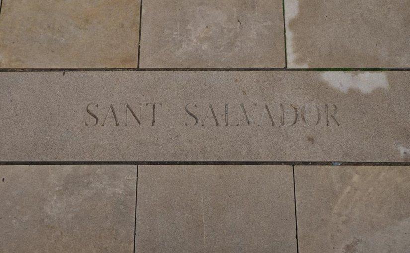 Sant Pau Art Nouveau Site: Sant Salvador(4)