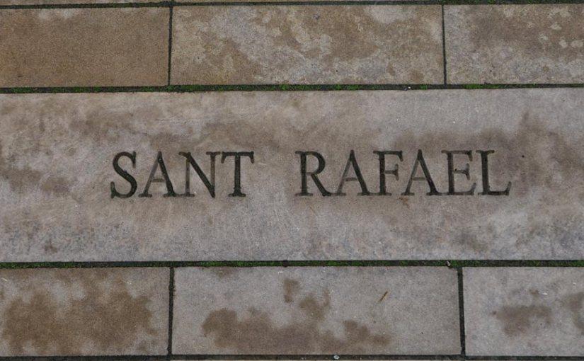 Sant Pau Art Nouveau Site: Sant Rafael(8)