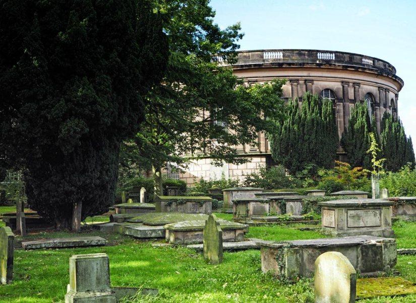 St Chad's –Shrewsbury