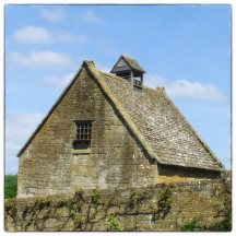 Dovecote in the Cotswolds