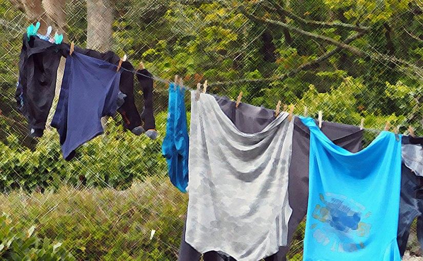 Monday Washing